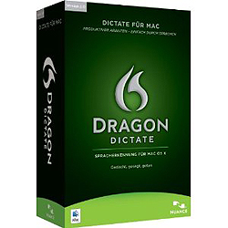 Dragon Dictate für den MAC
